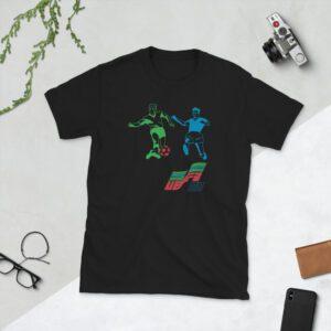 Black EURO 20 t-shirt