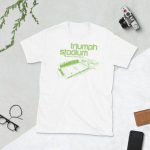 White Greenville Triumph T-Shirt