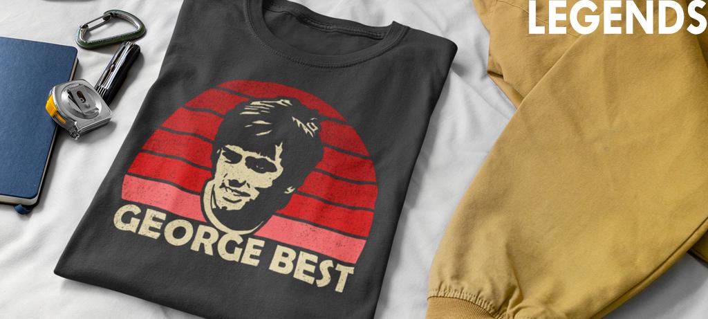 Legend Series T-Shirts by Football Stadium Prints